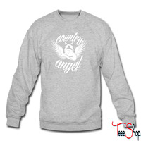 Country Angel sweatshirt