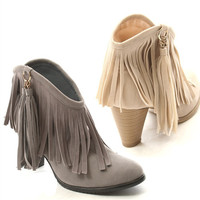 Fashion ladies short boots