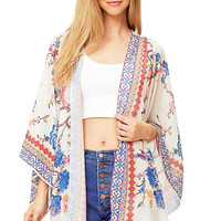 Daylight Floral Cardigan