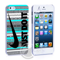Aztec Nike Just Do It iPhone 4s iPhone 5 iPhone 5s iPhone 6 case, Galaxy S3 Galaxy S4 Galaxy S5 Note 3 Note 4 case, iPod 4 5 Case
