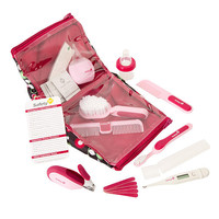 Safety 1st Deluxe Healthcare & Grooming Kit - Raspberry