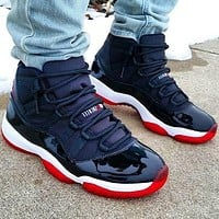 NIKE Air jordan 11 women men sneakers Shoes
