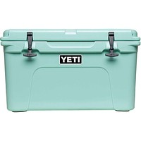 Tundra 45 in Seafoam Green by YETI