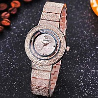 VERSACE Fashion brand men and women fashion watches