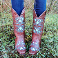 All About Tonight Cowboy Boots