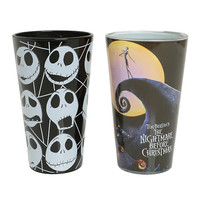 The Nightmare Before Christmas Pint Glasses Set