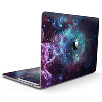 Trippy Space - MacBook Pro with Touch Bar Skin Kit