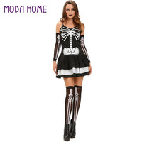 sexy-women-3pcs-funny-skeleton-halloween-costume-fancy-dress-tier-skirt-slim-masquerade-outfits-glove-leg-warmers-black-clothes BBL