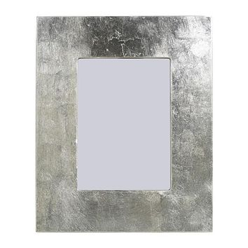 Silver Leaf Photo Frame
