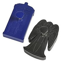 Doctor Who TARDIS and Angel Cookie Cutters