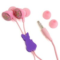 Strapya World : Sailor Moon Crystal Brooch Stereo Earphones