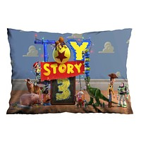 TOY STORY ART Pillow Case Cover Recta
