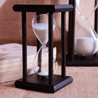 30 Minute sand Hourglass Countdown Timing