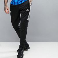 adidas Tango Skinny Joggers in Black AZ9728 at asos.com