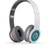 Beats Solo Sparkling Turquoise Headphone Cup Wraps (Headphones Not Included)