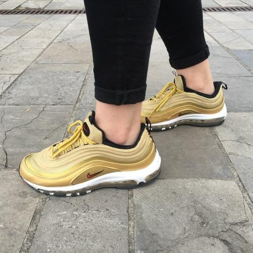 Image of NIKE AIR MAX 97 Fashion Running Sneakers Sport Shoes H Z