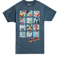 Disney Duck Tales Character Grid T-Shirt