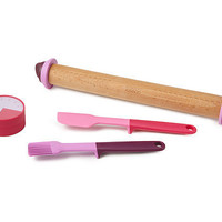 BAKING SET | Bakers Kitchen Tool Set | UncommonGoods