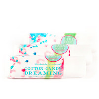 Cotton Candy Dreaming - All Natural Lip Balm Tube