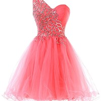 Sunvary Sweety Girls Homecoming Dresses Prom Gowns Short