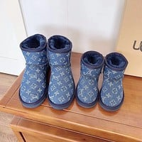 UGG LV Children's snow boots