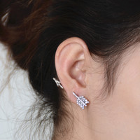 Accessory Stylish Strong Character Earring Earrings [4918493892]