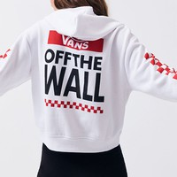 Vans Living Off The Wall Hoodie | PacSun