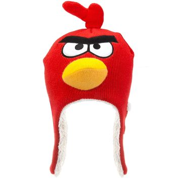 Angry Birds - Red Bird Bomber Hat