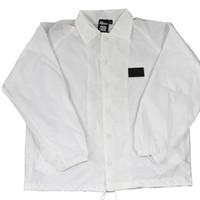 Summit White Coaches Jacket