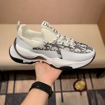dior womens mens 2020 new fashion casual shoes sneaker sport running shoes 70