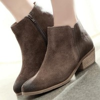 Marcy Ankle Boots