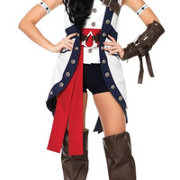 Connor Babe Assassins Creed Costume