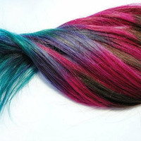 Temporary Hair Colored Chalk - Dip Dye Pastels, CHOOSE YOUR COLOR