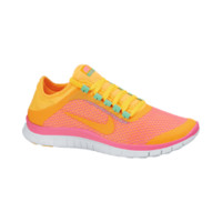 Nike Free 3.0 v5 EXT Women's Shoes - Pink Glow