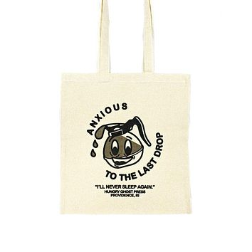 Never Sleep Coffee Tote Bag