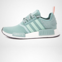 "Women ""Adidas"" NMD Boost Casual nmd Sports Shoes Green"