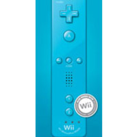Wii U Remote Plus Blue for Nintendo Wii | GameStop