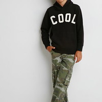 Boys Cool Graphic Hoodie (Kids)
