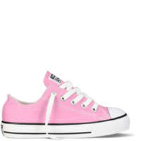 Pink Chuck Taylor All Star Shoes : Kids Converse Shoes | Converse.com