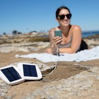 The Solio Sun Powered Charger