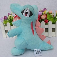 "7"" Pokemon Totodile Plush"