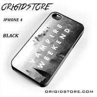 Vampire Weekend For Iphone 4 Iphone 4S Case YG