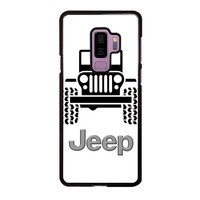 ABSTRACT JEEP Samsung Galaxy S9 Plus  Case