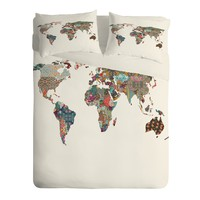 Bianca Green Louis Armstrong Told Us So Sheet Set Lightweight