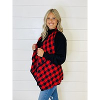 All Checkered Out- Vest