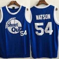 Basketball Jersey Above The Rim Kyle Watson 54# Tournament Shoot Out