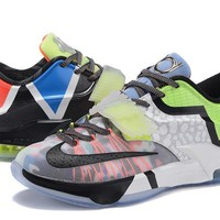 Nike Mens Kevin Durant Kd 7 Se Ep What The Kd7 Us7 12 | Best Deal Online