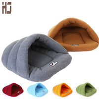 Warm Pet Bed For Small Dogs, Puppies, Cats in 6 Colors