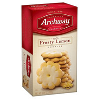 Archway Cookies Frosty Lemon Home Style 9.25 oz. (9 boxes)