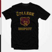 Yeezus Shirt the college dropout T-Shirt kanye west merchandise shirt kanye west tour yeezus tshirt kanye west unisex clothing